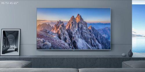 Xiaomi MI TV 4S 65' inch Smart Home تلویزیون شیاومی می تی وی ۴اس ۶۵ اینچ