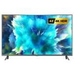 Xiaomi MI TV 4S 43′ inch تلویزیون شیاومی می تی وی ۴اس ۴۳اینچ