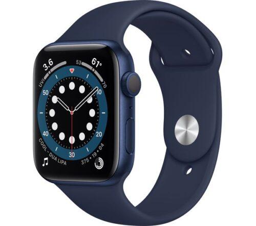Apple Watch Series 6 44mm ساعت هوشمند اپل واچ سری۶ ۴۴میلی متری