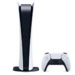 کنسول خانگی سونی پی اس۵ دیجیتال PlayStation 5 Digital Region Asia 1TB  PS5