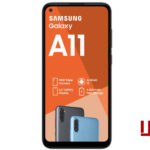 SAMSUNG GALAXY A11 A115F RAM3 سامسونگ گالکسی آ۱۱ حافظه ۳۲گیگ دوسیم کارت