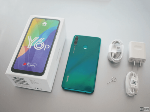 Huawei Y6p 64gb Dual sim 4G گوشی هوواوی وای ۶ پی ۶۴گیگابایت