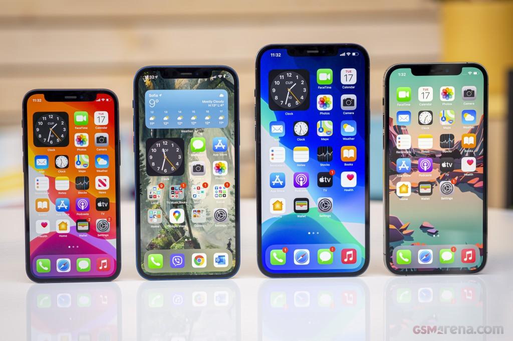 Apple Iphone 12 mini 128gb  2Sim 5G آیفون مینی۱۲ ۱۲۸گیگ دو سیم کارت ۵جی