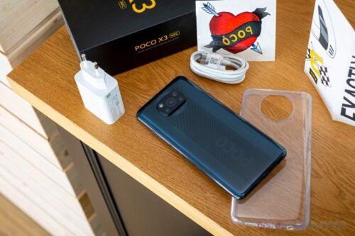 Xiaomi Poco x3 64GB RAM6 4G شیاومی پوکو ایکس۳ ۶۴ گیگابایت