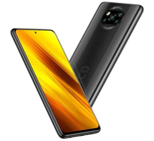 Xiaomi Pocofon x3 128GB RAM6 Dual sim شیاومی پوکوفون ایکس۳ ۱۲۸ گیگابایت