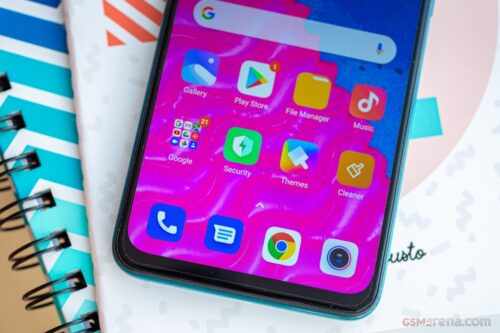 Xiaomi Redmi Note 9 128GB RAM4 Dual sim شیاومی نوت ۹ ۱۲۸گیگ رام۴