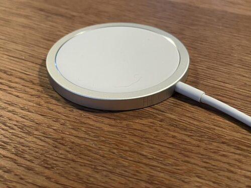 Apple Magsafe Wireless Charger Orginal شارژر بی سیم آیفون تک منظوره اصلی