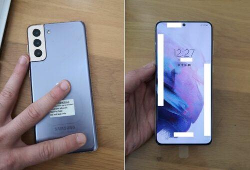 Samsung Galaxy S21+ plus 256GB Dual sim 5G سامسونگ گالکسی اس ۲۱پلاس ۲۵۶ گیگ