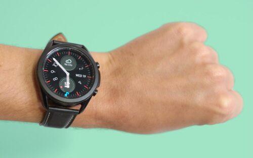 Samsung Galaxy Watch R845 active3 45 ساعت هوشمند سامسونگ