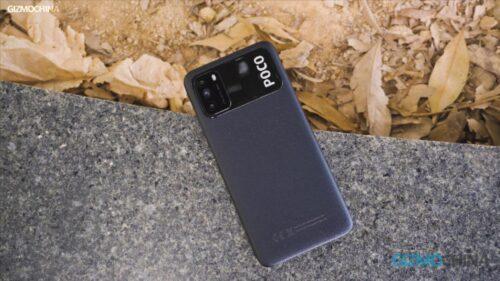 Xiaomi Poco M3 64GB RAM4 Dual sim شیاومی پوکو ام ۳ ۶۴گیگابایت