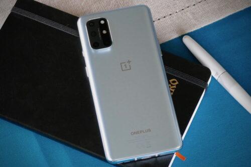 OnePlus 8T 256Gb Ram12 5G وان پلاس ۸ تی ۲۵۶گیگابایت رام ۱۲گیگابایت ۵جی