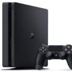 کنسول خانگی سونی پی اس ۴ اسلیم استوک Playstation 4 Slim Region 2 500GB 1Gamepad Stock ps4