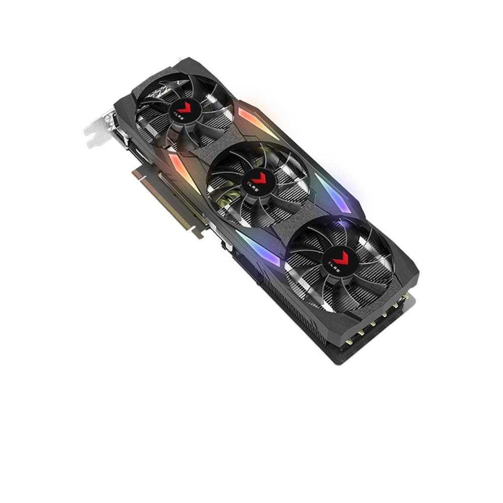 VGA PNY GeForce XLR8 RTX 3090 24GB GDDR6X کارت گرافیک پی ان وای جی فورس ایکس ال آر۸- آر تی ایکس ۳۰۹۰