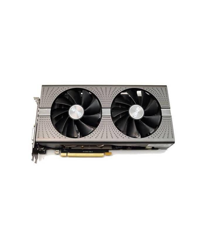 VGA Sapphire PLUSE AMD Radeon RX580 8GB GDDR5 کارت گرافیک آر ایکس۵۸۰ ۸گیگابایت