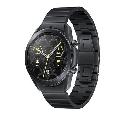 ساعت هوشمند سامسونگ مدل Galaxy Watch3 SM-R840T سایز ۴۵ میلیمتر
