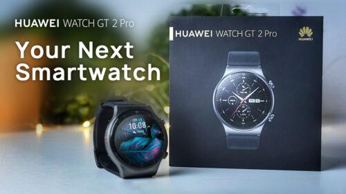 ساعت هوشمند هوواوی مدل HUAWEI WATCH GT 2 Pro