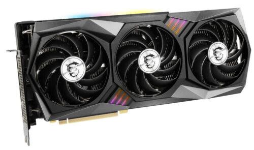VGA MSI GeForce GAMING X TRIO RTX 3070 8GB GDDR6 کارت گرافیک