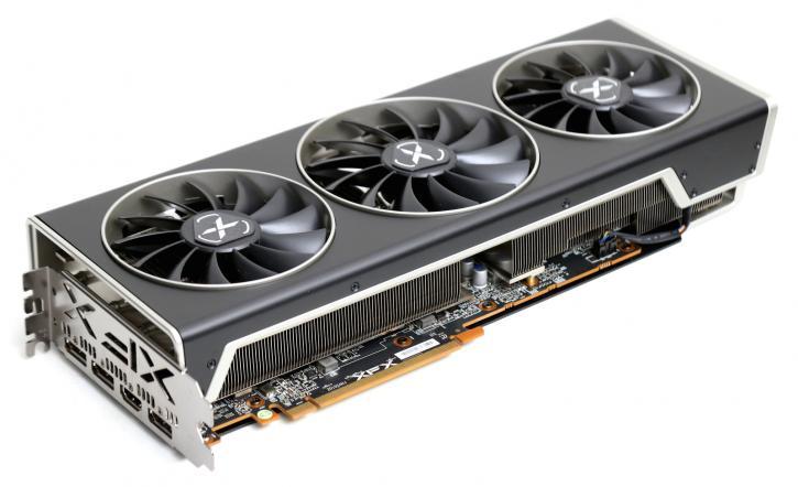 VGA XFX AMD Radeon RX6700XT 12GB GDDR6 کارت گرافیک ایکس اف ایکس آر ایکس ۶۷۰۰ ایکس تی