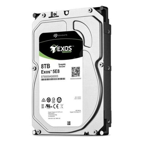 هارد دیسک اینترنال سیگیت ایکسوس ظرفیت ۸ ترابایت