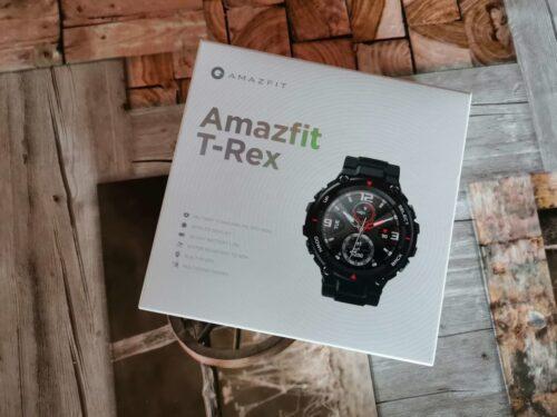 ساعت هوشمند شیاومی امیزفیت مدل Xiaomi Amazfit T-Rex