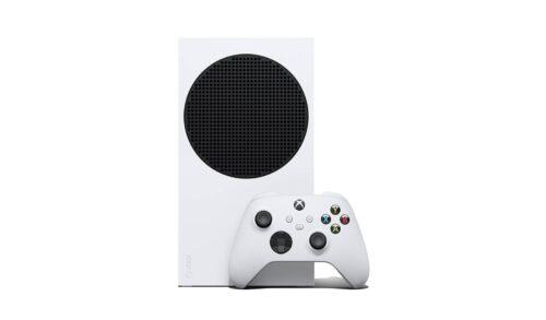 کنسول بازی مایکروسافت مدل XBOX SERIES S ظرفیت ۵۱۲ گیگابایت