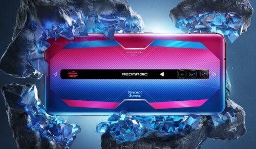 ZTE Nubia RedMagic 6 Pro 256GB RAM12 5G گوشی زد تی ای نوبیا ردمجیک ۶ پرو ۲۵۶گیگابایت رم۱۲
