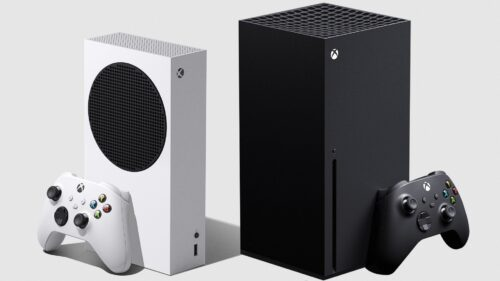 کنسول بازی مایکروسافت مدل XBOX SERIES X ظرفیت ۱ترابایت