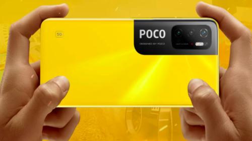 Xiaomi POCO M3 PRO 128GB RAM6 5G شیائومی پوکو ام۳ پرو ۱۲۸گیگابایت رام ۶