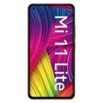 Xiaomi MI 11 Lite 128gb RAM8 4G شیائومی می ۱۱ لایت ظرفیت ۱۲۸GB و رم ۸GB