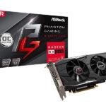 VGA Asrock AMD Radeon RX580 8GB GDDR5 کارت گرافیک آر ایکس۵۸۰ ۸گیگابایت
