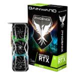 VGA Gainward GeForce RTX3080 Phoenix 10GB GDDR6X کارت گرافیک