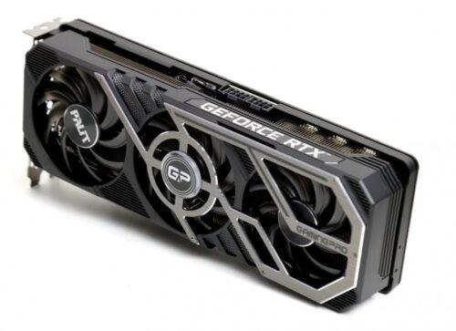 VGA PALIT Gaming Pro GeForce RTX 3080Ti 12GB GDDR6X کارت گرافیک پالیت گیمینگ پرو ۳۰۸۰Ti