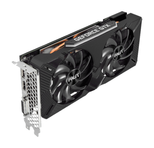 VGA Palit GeForce GTX1660 Super 6GB GDDR6 کارت گرافیک پالیت ۱۶۶۰ سوپر