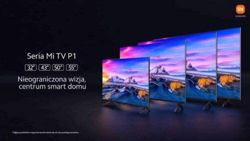 Xiaomi MI TV P1 55' inch تلویزیون شیاومی می تی وی پی۱ ۵۵اینچ